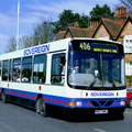 Arriva The Shires R607WMJ
