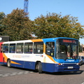 Stagecoach in the Fens N328VMS