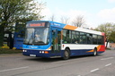 Stagecoach in the Fens R122HNK