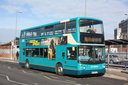 Arriva The Shires W445XKX