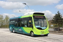 Arriva The Shires KP63TEV