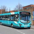 Arriva The Shires MX61AWM