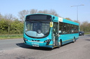Arriva The Shires MX12KWV