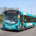 Arriva The Shires MX13ALU