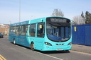 Arriva The Shires MX61AXA