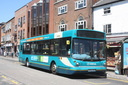 Arriva The Shires W452XKX