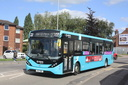 Arriva The Shires YX17NMV
