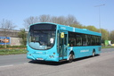 Arriva The Shires YN55PZY