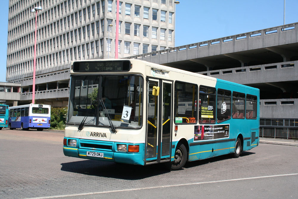 Arriva East Herts and Essex M729OMJ