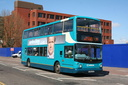 Arriva East Herts and Essex W446XKX