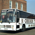 Checker Travel D296RKW