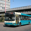 Arriva East Herts and Essex P416HVX