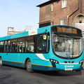 Arriva The Shires KX12GZZ