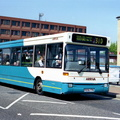 Arriva East Herts and Essex P256FPK