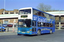 Arriva The Shires D822UTF