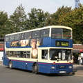 Stagecoach in the Fens H652VVV