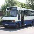 Stagecoach in the Fens N376JGS