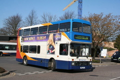 Stagecoach in the Fens R86XNO