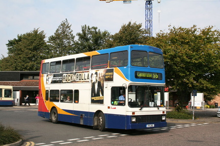 Stagecoach in the Fens R91XNO