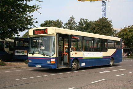 Stagecoach in the Fens R562UOT
