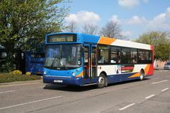 Stagecoach in the Fens V462TVV
