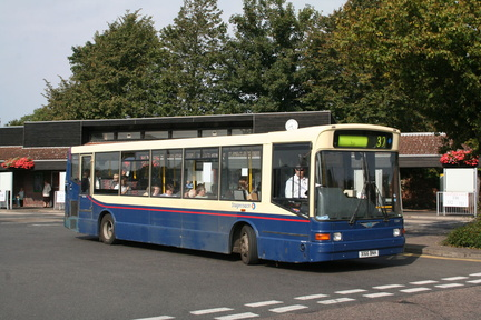 Stagecoach in the Fens X166BNH