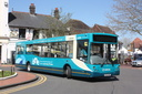 Arriva The Shires AE56MBU