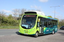 Arriva The Shires KP63TEU