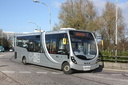 Arriva The Shires HRZ6499 KMN122H