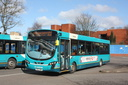 Arriva The Shires MX12KWR