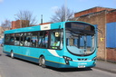 Arriva The Shires MX61AWF