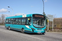Arriva The Shires MX13AMU 2