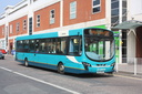 Arriva The Shires MX12KWS