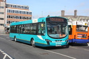 Arriva The Shires KX12GZW