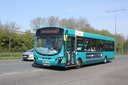 Arriva The Shires MX12KWW