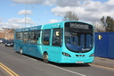 Arriva The Shires MX61AXC