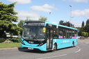 Arriva The Shires YX17NNK