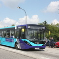 Arriva The Shires YX17NPE